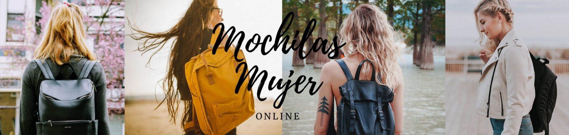 Mochilas Mujer