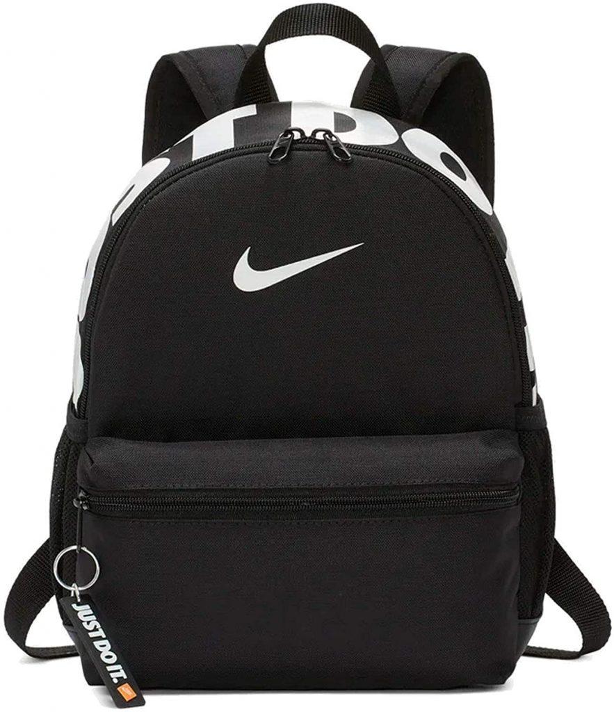 Desconocido Nike Y Nk Brsla JDI Mini Bkpk Backpack, Unisex niños, vast Grey/Vast Grey/White, Talla Única