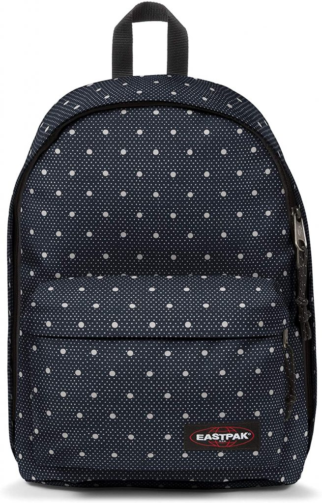 Eastpak OUT OF OFFICE Mochila tipo casual, 44 cm, 27 liters, Negro (Little Dot)