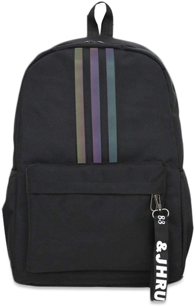 FANDARE Unisexo Mochila Bolsa de Escuela Mujeres School Bag Viaje Mochilas Camping Daypack Poliéster orignal multicolor
