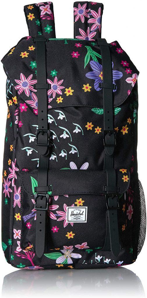 Herschel Children´s Backpack Little America Youth Poliéster 18 Litro 43 x 28 x 13,5 cm (H/B/T) Infantil Bolsos de guardería (10589-H)