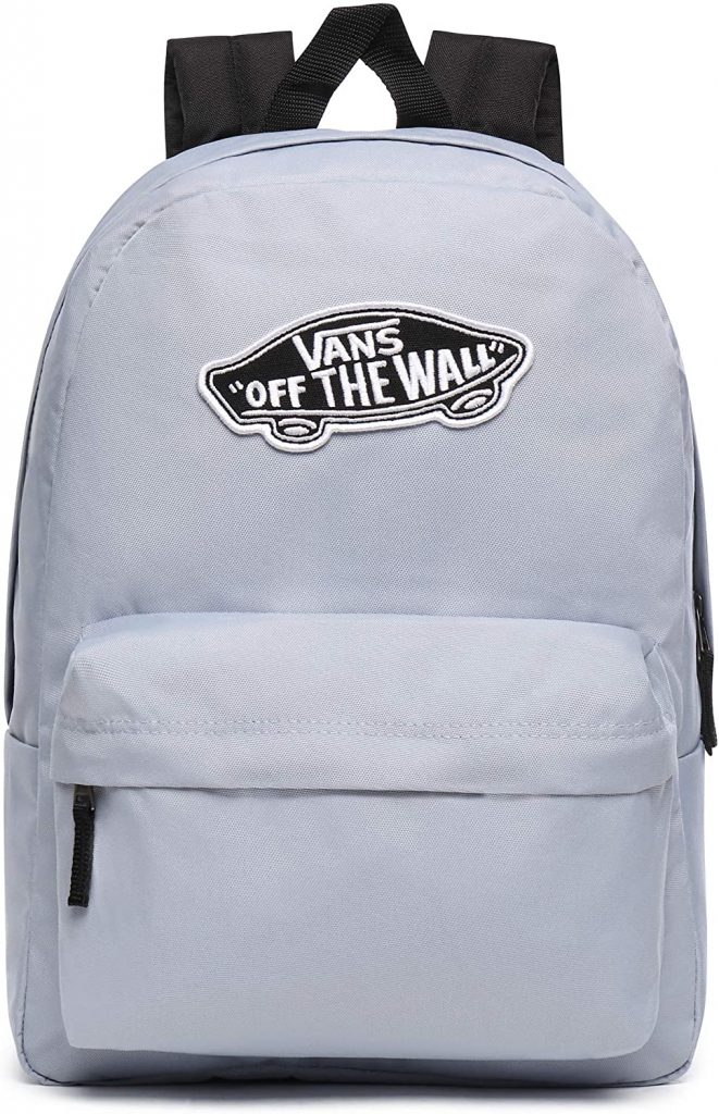 Vans Ss20 Realm Backpack, OS Negro Mochila, Mochila Real, VN0A3UI6VBY1, Azul, VN0A3UI6VBY1