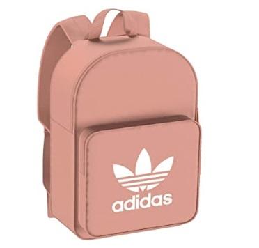 adidas BP CLAS Trefoil, Mochila Unisex Adulto, 24x36x45 cm (W x H x L) rosa
