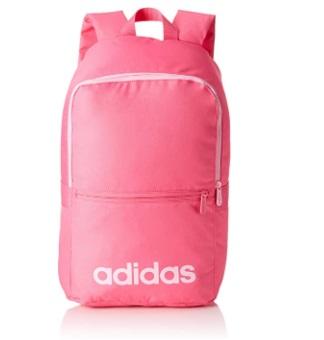 adidas Linear Classic Daily - Mochila Unisex adulto rosa