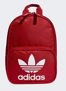 adidas Originals Originals Santiago Mini mochila, Mujer, Mochila, 977343, Escarlata., talla única